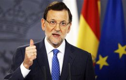 Mariano Rajoy puts his candidacy to parliament on Wednesday, and the conservative PP leader needs an absolute majority in the 350-seat chamber.