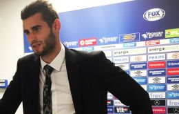 Pereiro said: 'PSV is a great team to play for and the fans treat me well