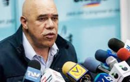 """All of Venezuela is mobilizing for the right to vote"" said Jesus Torrealba, the head of the main opposition coalition, the Democratic Unity Roundtable (MUD)."
