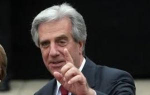 "Tabare Vazquez administration stated that despite the legality invoked, ""the Uruguayan government considers the destitution of Dilma Rousseff a profound"