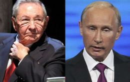 According to Russia's RT news agency Raul Castro made the request directly to Vladimir Putin