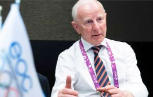 Officers have found e-mails from Mr. Bach to another senior IOC official Patrick Hickey, who was arrested last month and is facing charges.