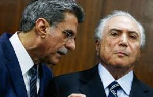 President Temer has been forced to replace several ministers for their alleged involvement in the Petrobras investigations