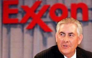Exxon's CEO Tillerson said that first Liza was among world's biggest discoveries of 2015 and with Liza 2 could hold over 1.4bn recoverable barrels of high-quality oil.