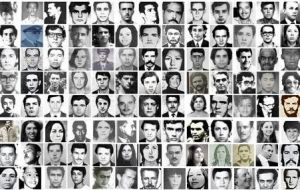 In total 40,018 people were either killed, tortured or imprisoned for political reasons. Around 75 of 1073 ex-Pinochet era agents are serving prison sentences
