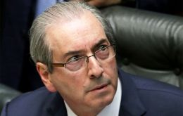 Cunha's downfall has many politicians worried: he has threatened to bring down others by revealing cases of corruption that could endanger Temer's government