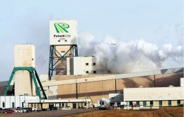 Potash Corp is the world's biggest crop nutrient company by capacity and Agrium, North America's largest farm retailer