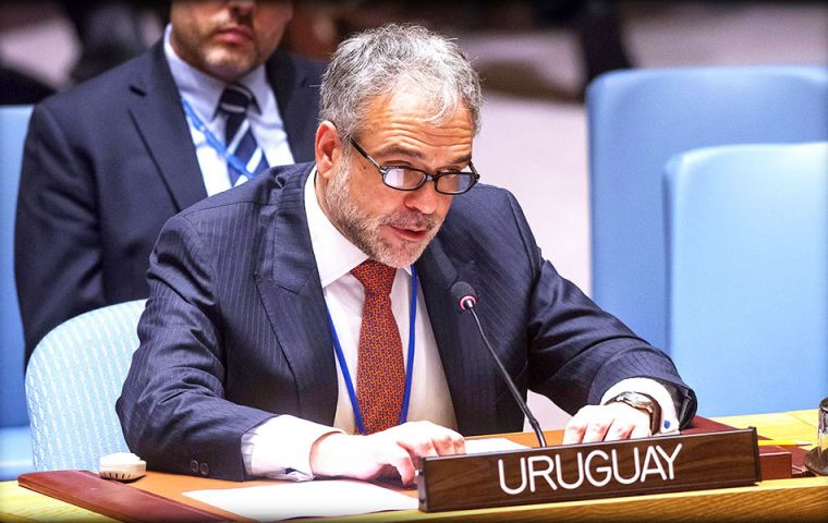"""If Uruguay had opposed the declaration, Mercosur would have been in full paralysis"" argued Cancela regarding the Mercosur consensus statement"