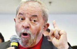 """Like a soap opera intrigue, they created an epilogue: they elected Temer, removed Dilma from office... and now they want to destroy Lula's political life"""