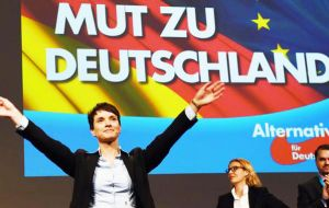 The anti-Islam Alternative for Deutschland (AfD) won around 14% in Berlin, which has long prided itself on being a diverse and multicultural city.