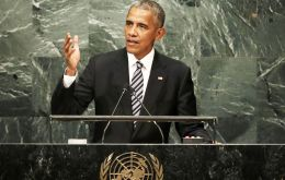 """A nation ringed by walls would only imprison itself,"" Mr. Obama said of the protectionist impulse to resist the forces of global integration."