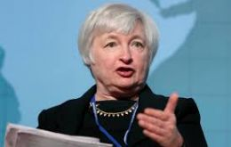 The case for an increase in the federal funds rate has strengthened but decided, for the time being, to wait for further evidence, said chair Janet Yellen.