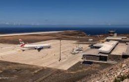 The airport was to be opened last May but test pilots said it was too dangerous to use, and it remains closed to commercial flights.