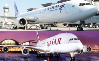 """The measure was necessary due to the 11% dilution for all shareholders resulting from the entrance of Qatar Airlines into (LATAM's) share structure"""