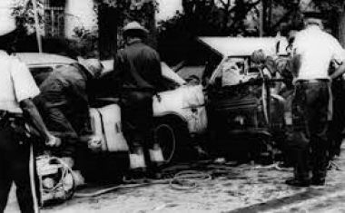On September 21, 1976, as Letelier was driving along Washington's Embassy Row, a bomb ripped through his car, instantly killing him and his American assistant