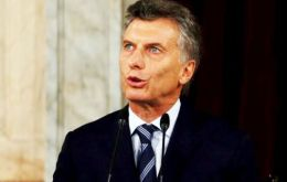 Now we know the truth of this heartbreaking situation: one out of three Argentines is below the poverty line which hurts but also makes us furious, said Macri