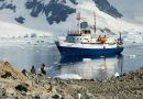 The first Antarctic cruise is scheduled for 17 October with the Ushuaia (Antarpply Expeditions) which has a 90 passengers capacity.