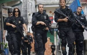 The main hotspot is Rio de Janeiro, where 15 candidates or politicians have been murdered over the last 10 months, police say.