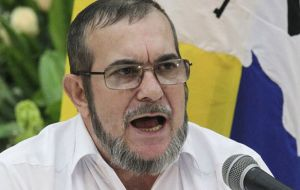 The path was further muddled by FARC commander Timochenko - claiming that the peace accord is legally binding because it was signed by Santos.
