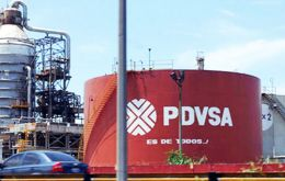 The report projects further deterioration in petroleum-rich Venezuela, where GDP declined 6.2% last year and is on course to fall another 10% in 2016