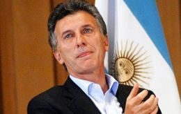 "IMF was positive about the reforms currently underway by president Macri's administration, ""important and much needed,"" even if ""costlier"" than expected."