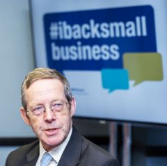 Mike Cherry, Federation of Small Businesses chairman, said the effect of uncertainty on the market was reflected in confidence at its lowest level since 2012