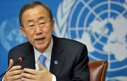 Secretary-General Ban Ki-moon is recommending that the UN Stabilization Mission be extended for six months at the current force and police strength.