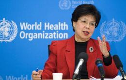 "Dr Margaret Chan, WHO Director General: ""There must be a massive scale-up of efforts, or countries will continue to run behind this deadly epidemic and these ambitious goals will be missed"""