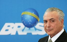 The poll said that disapproval of the way Temer was governing had grown by more than 11 percentage point to reach 51.5%.