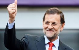 Rajoy's minority government will have to contend with a hostile, deeply fragmented parliament over the next four years