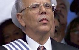 Jorge Batlle was elected president in 1999, on the fifth attempt