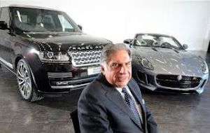 Tata Sons owns Jaguar Land Rover, as well as Tetley Tea. It is one of India's oldest conglomerates and is made up of more than 100 companies