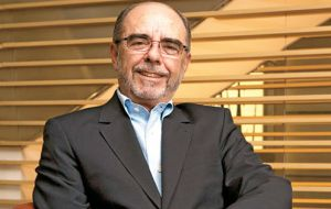 Pedro Novis, was president of the conglomerate from 2002 to 2009 and is currently a member of the board of holding company Odebrecht S.A.