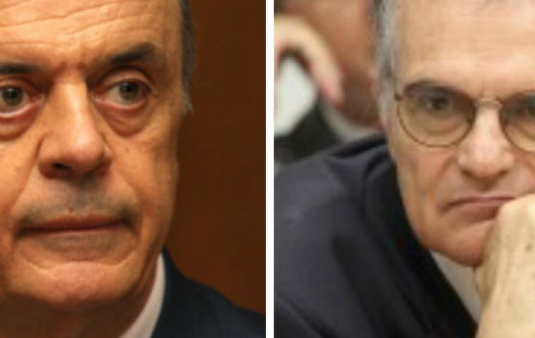 The off-the-books operation, according to the reports, was negotiated with former federal congressman, Márcio Fortes (PSDB-RJ), who is close to Serra. (L)