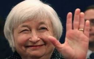 Fed chairwoman Janet Yellen has been repeatedly criticized by Republican candidate Donald Trump