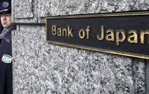 The Bank of Japan's recent move to target the ten-year interest rate instead of the very short-term one it usually focuses on.
