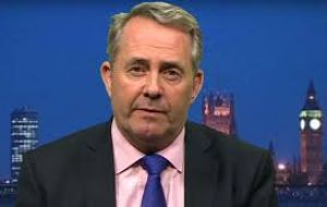 "Reacting to the ruling, International Trade Secretary Liam Fox told the House of Commons the government was ""disappointed"" but remained ""determined to respect the result of the referendum""."