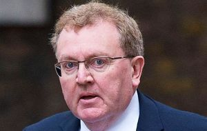 "Secretary of State for Scotland, David Mundell, said: ""it is a momentous commitment for Scotland that will strengthen and secure our shipbuilding industry on the Clyde"""