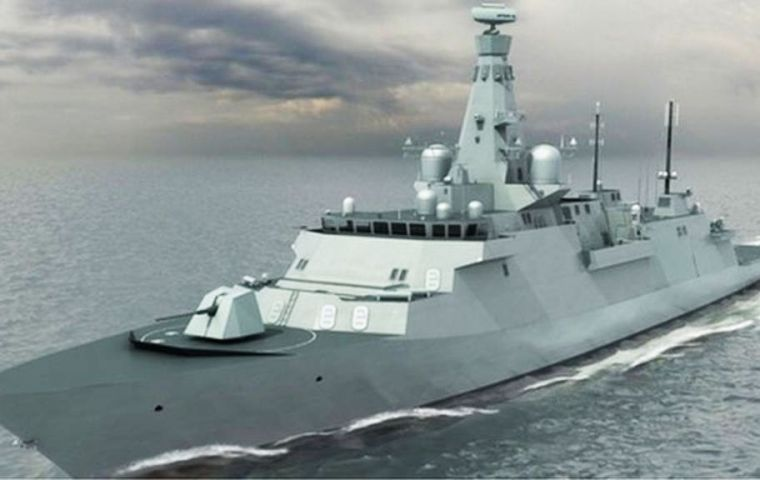 The 2015 Strategic Defence and Security Review (SDSR15) set out the UK Government's commitment to build eight Anti-Submarine Type 26 Global Combat Ships.