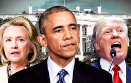 Obama campaigned vigorously for Hillary Clinton, and called Trump both temperamentally unfit for the presidency and dangerously unprepared