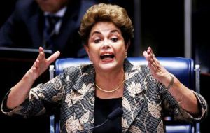 Rousseff's defense team verified the accounts report presented by PT and confirmed in July that R$ 1 million had been transferred for the campaign.