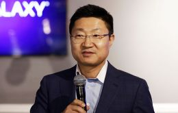 """At Samsung, we innovate to deliver breakthrough technologies that enrich people's lives,"" wrote Gregory Lee, president of Samsung Electronics N America"