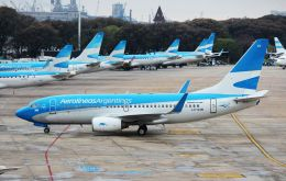 Many changes to airline services in the region by carries like Aerolíneas Argentinas