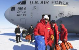 As Trump has different views on environmentalism, Secretary of State Kerry takes on the issue in Antarctica