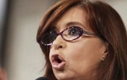 "Former president Cristina Fernandez ""has expressed her willingness of an oral trial"" because she wants to speed the judicial process, said defense Dalbón"