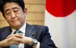 Abe wants to build a relationship of trust while taking the measure of the real-estate magnate, whom few in Japan thought would become president.