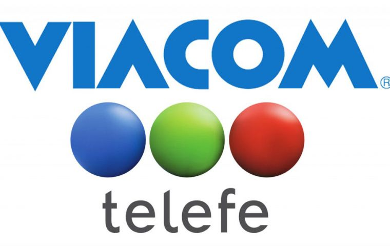Viacom said the brands and assets acquired with the purchase included Telefe Internacional, a pay TV channel seen throughout the Americas.
