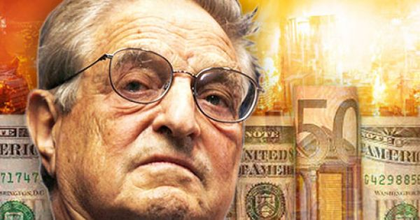 Soros believed to be behind counter-revolutions where the other party wins elections