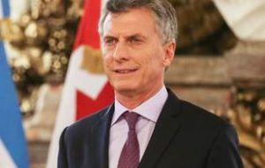 The Argentine president believes that trade is the way to raise his citizens out of poverty, alleviate pressure on middle income earners and help finances overall.