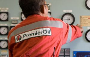 Premier Oil has improved its operational performance, production up 19% year-on-year and on track to meet its upgraded 2016 target of 68,000-73,000 barrels